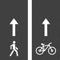Opsomm_foto_wandel- en fietsroutes